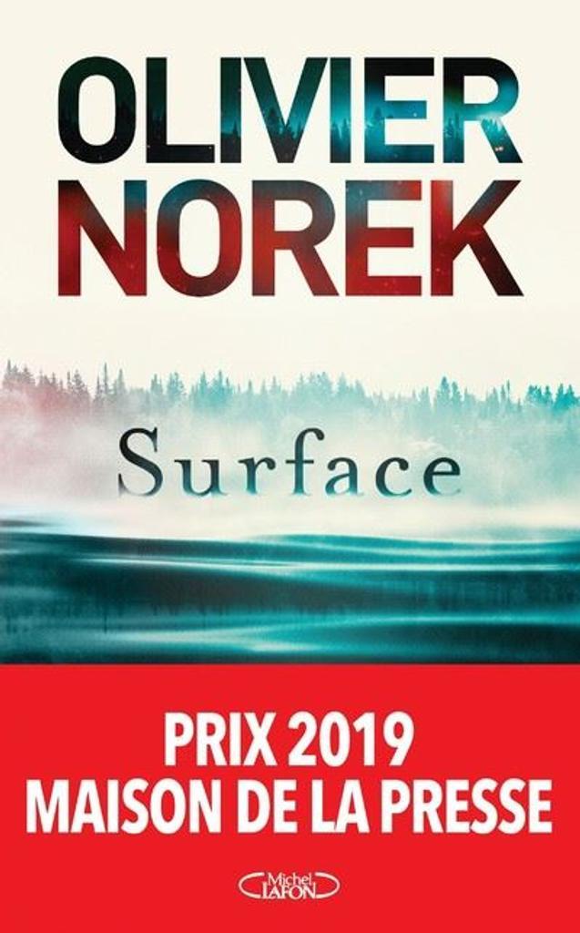 Surface / Olivier Norek |