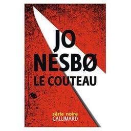 Le couteau / Jo Nesbo   Nesbo, Jo (1960-....). Auteur