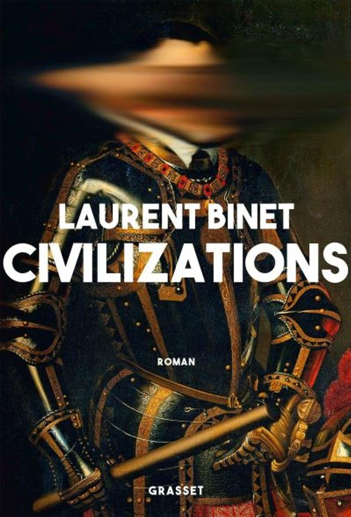 Civilizations : roman / Laurent Binet |