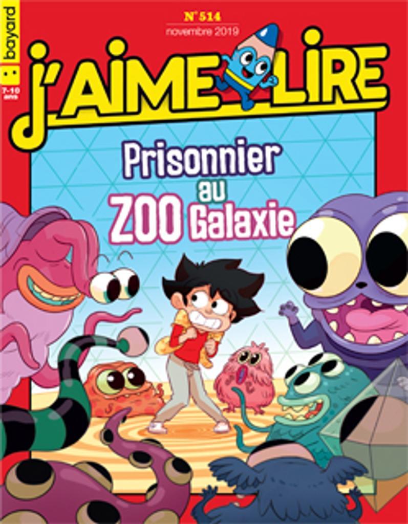 Prisonnier au zoo galaxie. 514 |