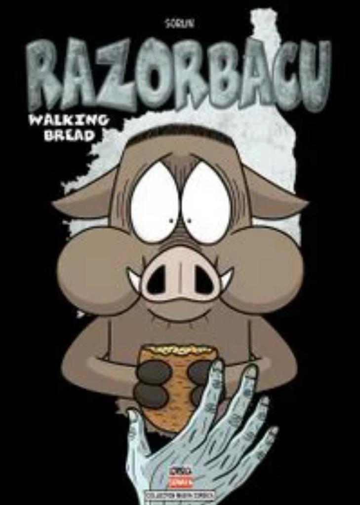 Walking bread. 8 : Razorbacu |