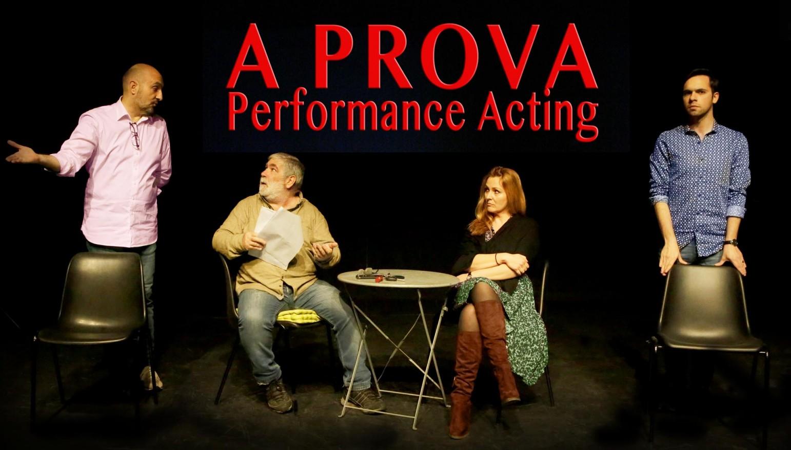 "U Teatrinu ""A PROVA Performance Acting""  "